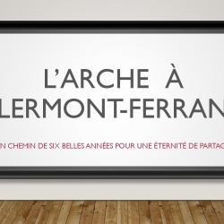 L'Arche à Clermont-Ferrand page 1