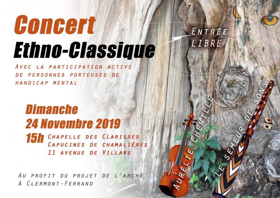 Affiche concert 24 novembre