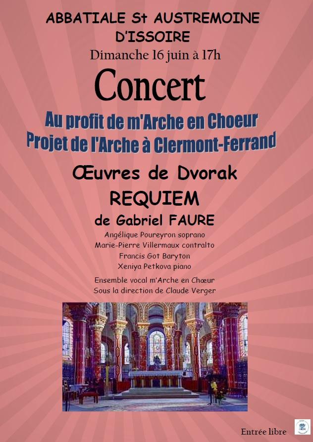 Concert 2019 issoire 2